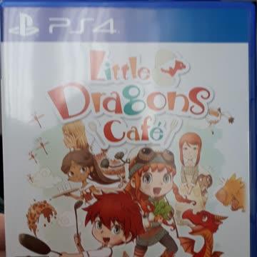 Ps4 Little Dragons Café