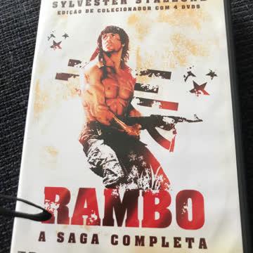 Rambo - A Saga Completa