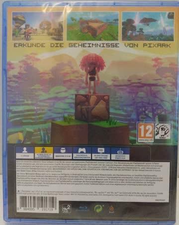 Pixark  (PS4)  (NEU/OVP)