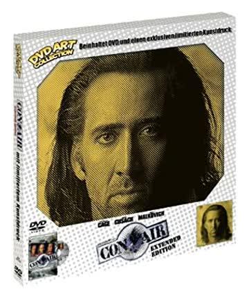 Con Air Extended Cut - DVD Art Collection - mit Kunstdruck