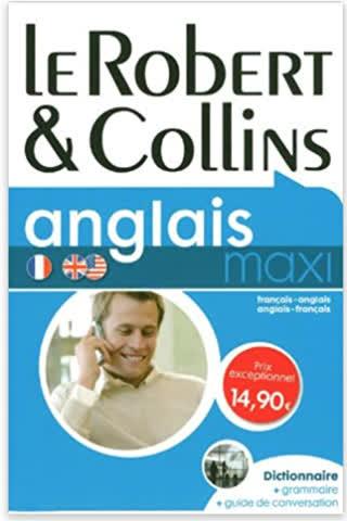 Le Robert & Collins Anglais Maxi Poche