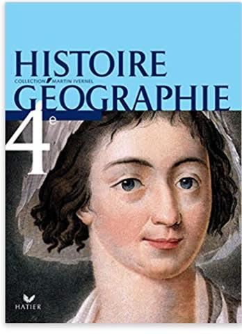 Histoire Géographie 4e éd. 2006 - Manuel de l'élève