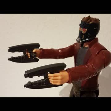 Marvel Star Lord Figur, 28cm, Hasbro