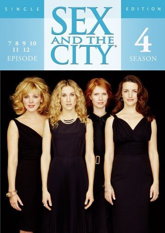 Sex and the City - Season 4, Episode 07-12 (Einzel-DVD)