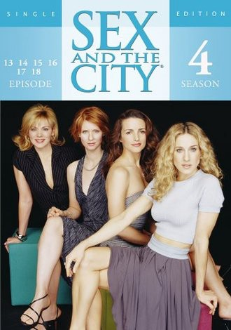 Sex and the City - Season 4, Episode 13-18 (Einzel-DVD)