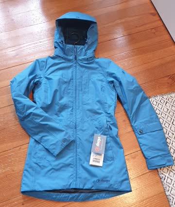 Sherpa Damen Wind Regenjacke Neu