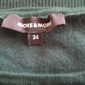 More & More pulli gr 34
