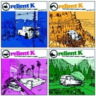 Relient K - Two Lefts Don't Make a Right
