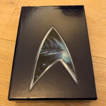 Star Trek: The Next Generation Movie Box
