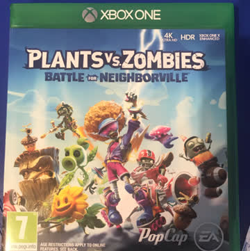 Plants Vs Zombies: Battle For Neighborville Xbox One/Seriesx