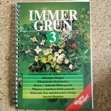 IMMER GRÜN 3