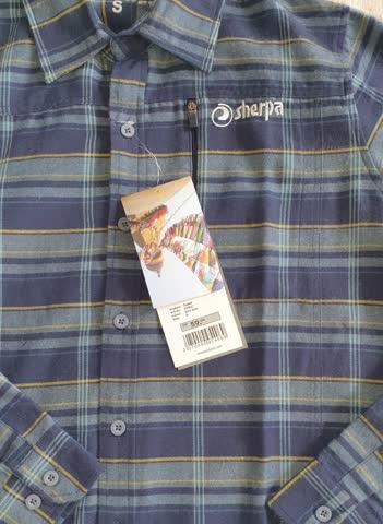 Neues Sherpa Hemd gr S