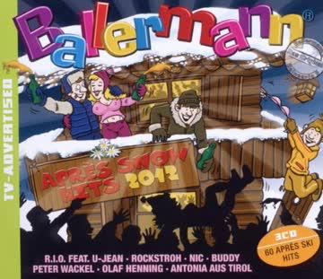 Various - Ballermann präsentiert Après Snow Hits 2012