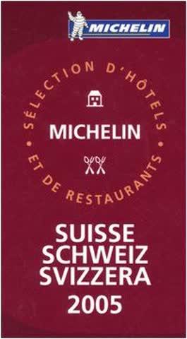 Michelin Schweiz 2005