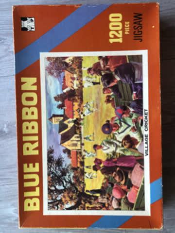 Puzzle Village Cricket