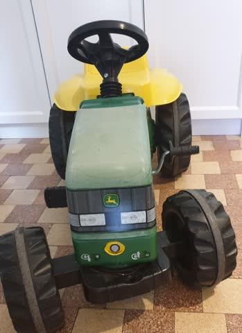 Trett Traktor JOHN DEERE