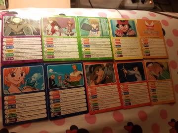 10 Karten Pokito Animequiz