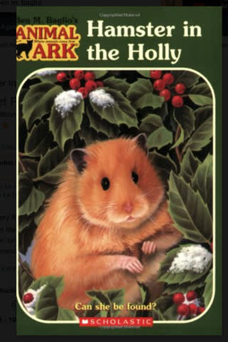 Hamster In The Holly (Animal Ark Series, Band 35)