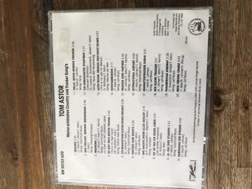 CD , Tom Astor , Meine schönsten Country & Trucker Songs