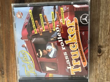 CD , Toma Astor , Lass rollen , Trucker