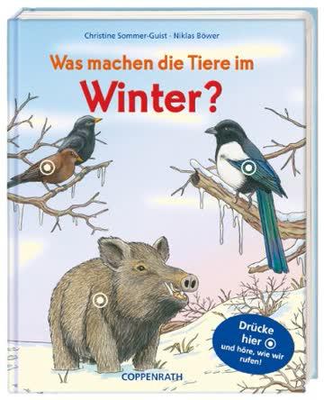 Was machen die Tiere im Winter?