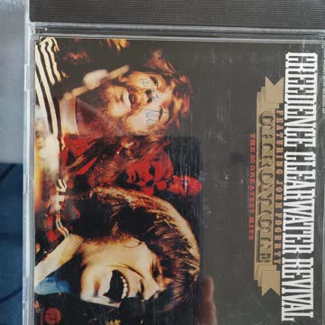 Creedence Clearwater Revival Featuring John Fogerty Chronicl