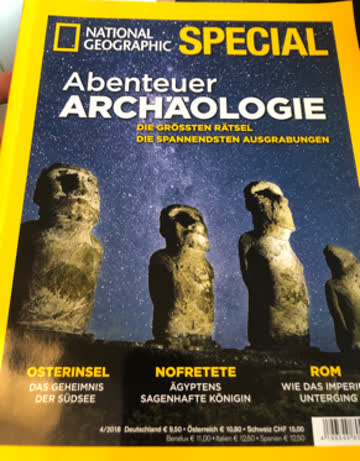 Special Abenteuer Archäologie