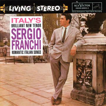Sergio Franchi - Romantic Italian Songs