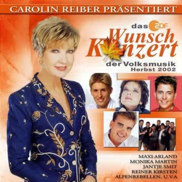Various Artists - Das Zdf-Wunschkonzert der Volksmusik Herbst 2002