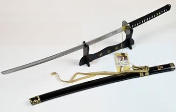 Deko-Schwert Hattori-Hanzo-Katana der Braut aus Kill Bill
