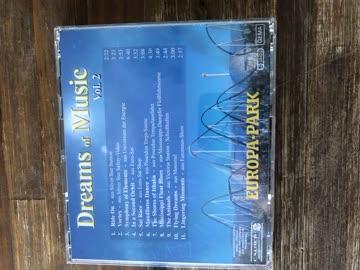CD , Europa Park , Dreams of Music Vol.2