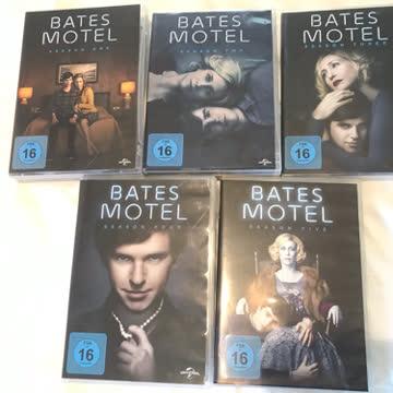 Bates Motel Komplette Serie Staffel 1 bis 5