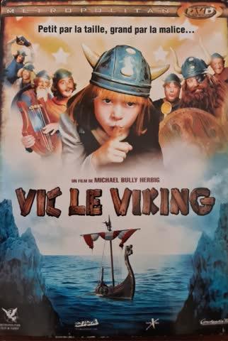 Vic le wiking  français et anglais