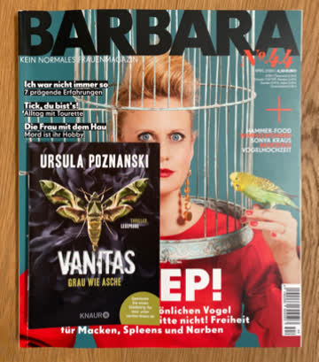Zeitschrift BARBARA Nr. 44