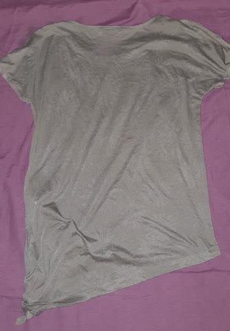 Oliv grünes Shirt, Gr.34, neu