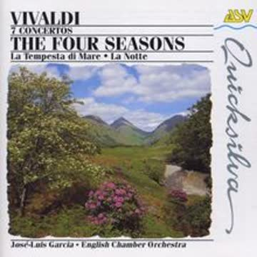 Garcia/Eco/Malcolm - Vivaldi: The Four Seasons