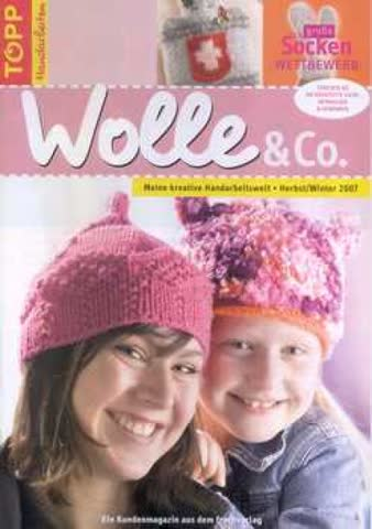 Wolle & Co. Herbst/Winter 2007