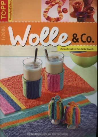Zeitschrift Wolle & Co., 1/2006
