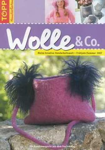 Zeitschrift Wolle & Co., Frühling-Sommer 2007