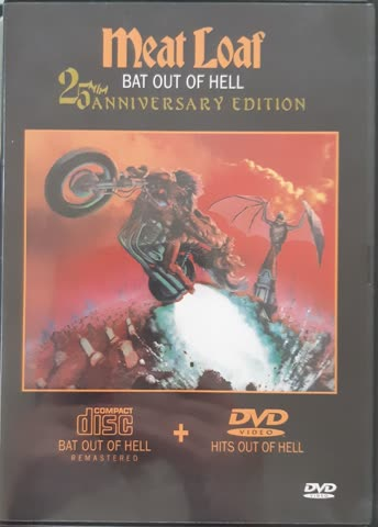 Meat Loaf  Bat out of Hell - 25th Anniversary Edition