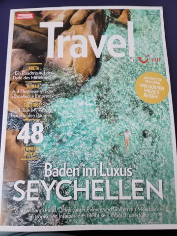 SI Travel Nr. 12 vom 26.3.21