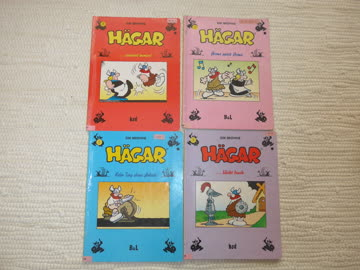 HÄGAR-4 COMICS-(JAHR 2000)
