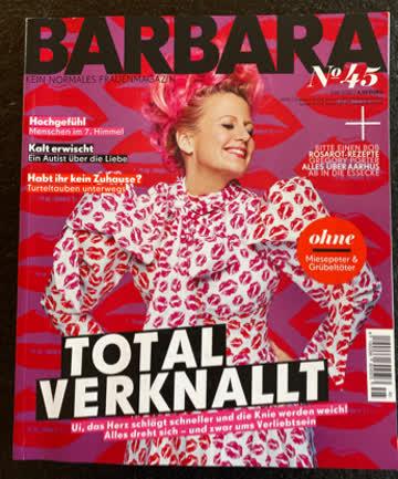 Zeitschrift BARBARA Nr. 45
