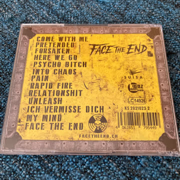 Face The End - Face The End (Metal)