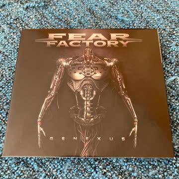 Fear Factory - Genexus (Metal)