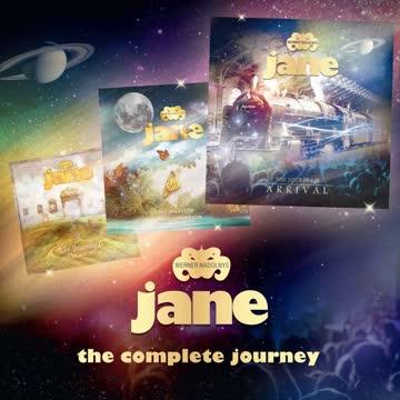 Werner Nadolny's Jane - The Complete Journey