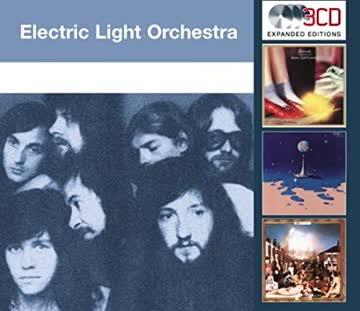Electric Light Orchestra - Time/Secret Messages/Eldorado