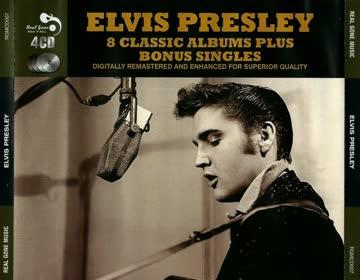 Elvis Presley - 8 Classic Albums Plus Bonus Singles