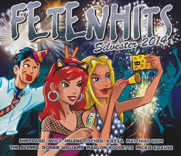 Various Artists - Fetenhits - Silvester 2014