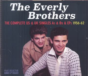 Everly Brothers - The Complete Us & UK Singles 56-62